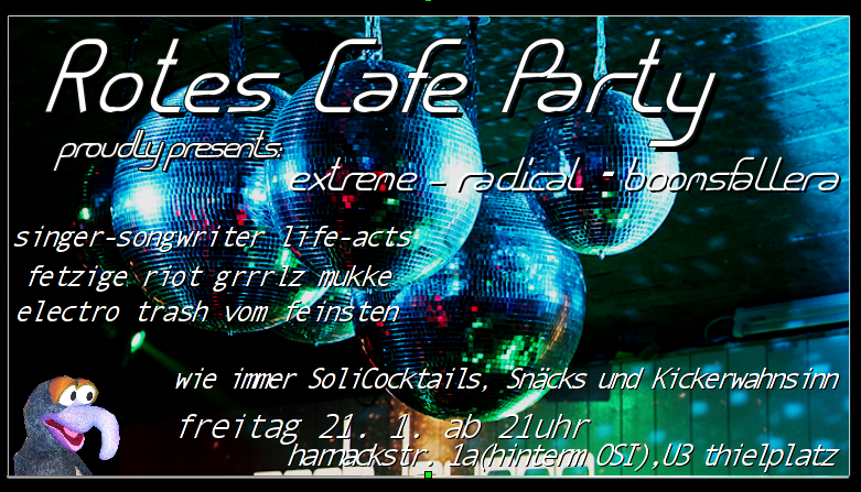 rotes cafe